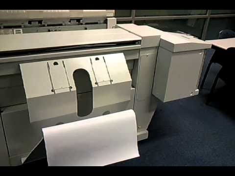Xerox 6279 and Gera Folder B2 working as Bypass.mp4