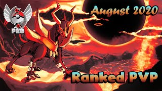 Mega Houndoom in the Sun - Pokemon Revolution Online
