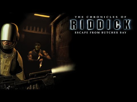 [18+] Стрим The Chronicles Of Riddick: Escape From Butcher Bay (PC, 2004)