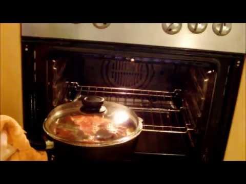 rinderbraten im backofen bei niedrigtemperatur youtube