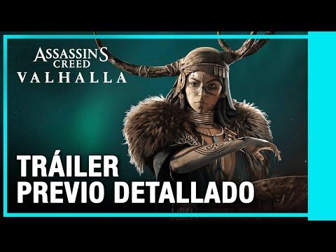 Assassin's Creed Valhalla - Previo Detallado Tráiler