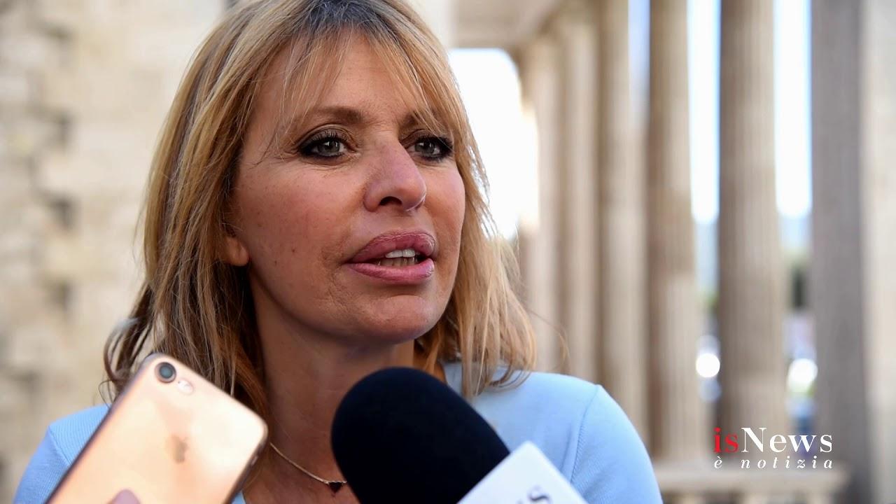 Intervista Ad Alessandra Mussolini 20 04 2018 Youtube