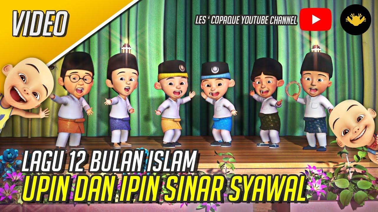Ini Lagu 20 Bulan Islam ala Upin & Ipin, Lengkap Link Download ...