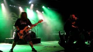 New track off of Fear Factory's new album Mechanize at the Marquee ...