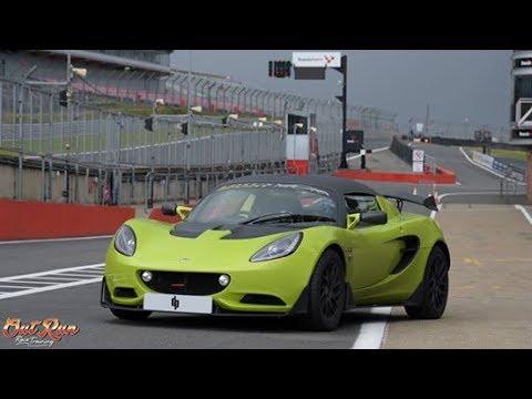 Brands GP Lotus Elise Cup Hotlap Onboard VBOX