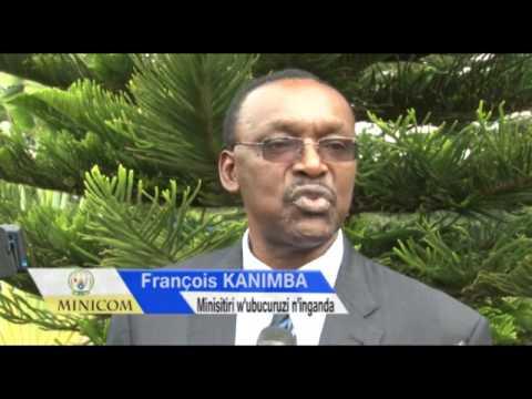 Inama kuri gahunda ya Made in Rwanda  hagati ya MINICOM, abanyenganda n
