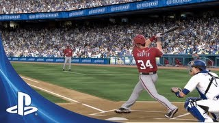 MLB 13 The Show | Road To The Show: Bryce Harper