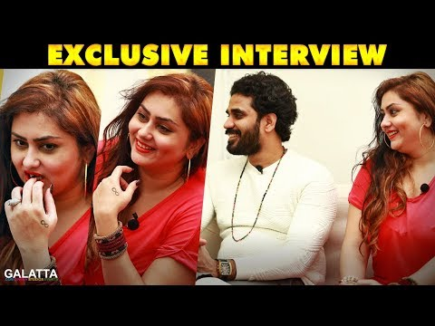 When I first got angry with Veera, he sent me to my room! | Namitha and Veera's untold secrets