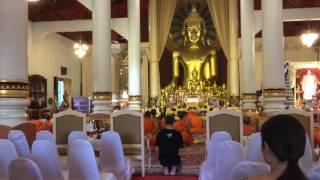 Chiang Mai prayer