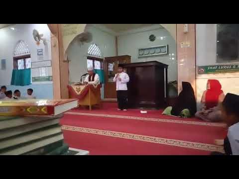 Contoh doa penutup acara resmi - YouTube