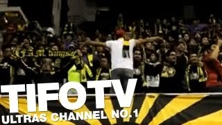 ULTRAS MALAYA. .. CHANT 'FAM BANGSAT' - Ultras Channel No.1