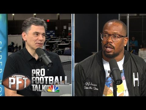 Von Miller raves about Patrick Mahomes' confidence | Pro Football Talk | NBC Sports