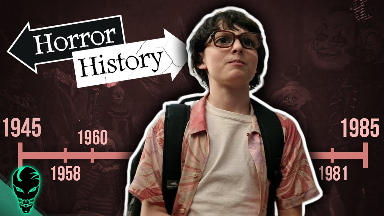 IT: The History of Richie Tozier | Horror History