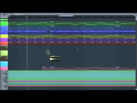 Basshunter Boten anna Fl studio + FLP Download