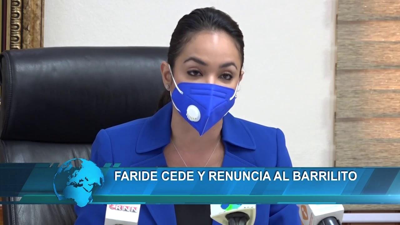 """Faride cede y renuncia al """"barrilito"""" - YouTube"""