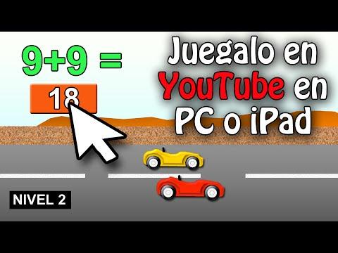 Juegos de Matemáticas para niños de primaria - Nivel 2 (sumas)