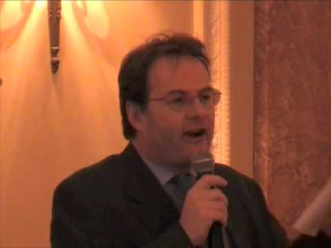 Quentin Letts at The Oldie Literary Lunch
