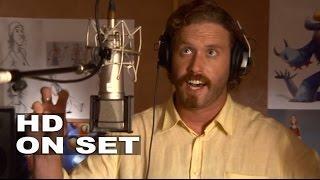 "Big Hero 6: T.J. Miller ""Fred"" Behind the Scenes Movie Audio Recording"
