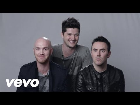 The Script - VEVO News Interview