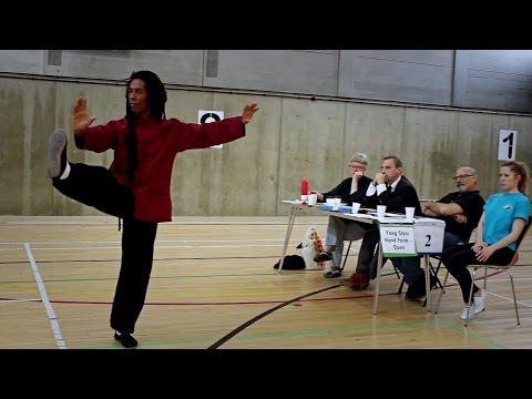 London Tai Chi Competition 2015 Qi Gong and Forms