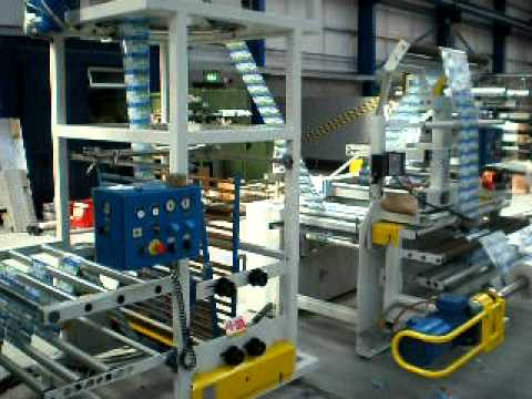Pe Stretch Sleeve Manufacturing Machine From Cm Machinery