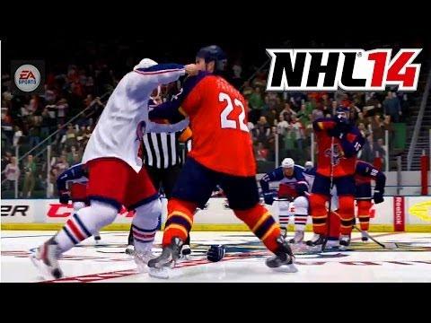 NHL 14 | Обзор / Второй взгляд от Креатива [1080p]