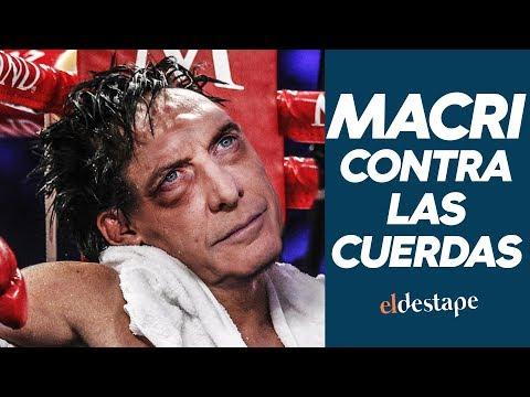 Macri contra las cuerdas | El Destape con Roberto Navarro EN VIVO