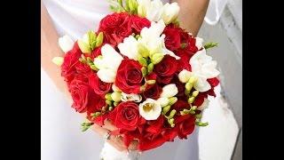 Свадебные БУКЕТЫ для Невесты - фото - 2016 / Wedding bouquet for the bride - photo(Свадебные БУКЕТЫ для Невесты; фото композиций посмотрите на нашем канале. Милые цвет украсят подвенечный..., 2016-03-17T16:31:06.000Z)