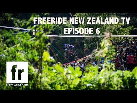 Freeride New Zealand TV - Episode 6