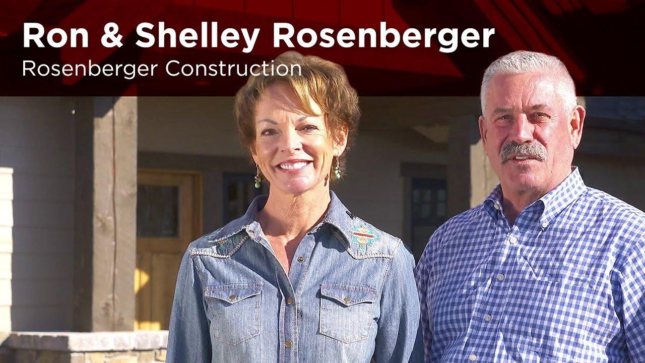 Consign Furniture TV Spot   Featuring Shelley U0026 Ron Rosenberger/Rosenberger  Construction