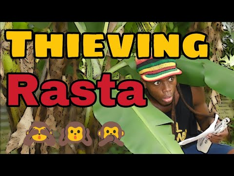 Thieving Rasta [ Fry Irish Comedy ]