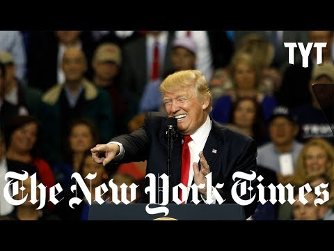 New York Times BOTCHES Trump Interview, Peddles Softballs