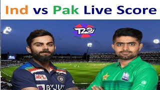 India vs Pakistan LIVE Score, T20 World Cup 2021 | Tv9GujaratiNews