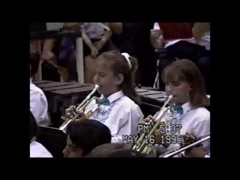 Suzanne Middle School Band Concert