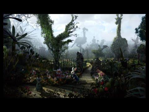 Alice in Wonderland [Bonus] - All Extras, Concept Art, and Unlockables |