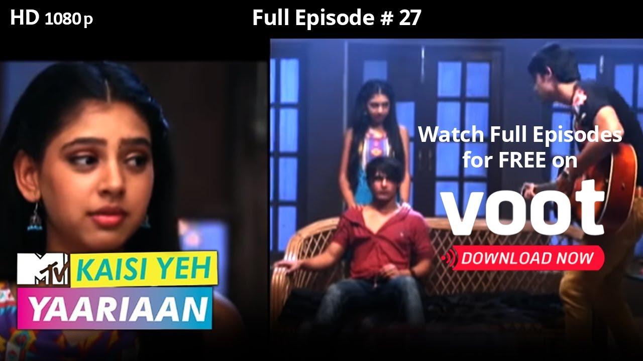 Kaisi Yeh Yaariaan S1 |  | Episode 27 | Harshad Is Worried For Alya