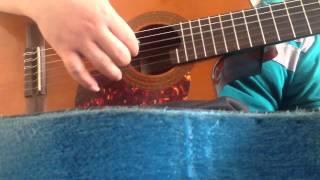 Mùa chim én bay - solo guitar - Mèo Ú