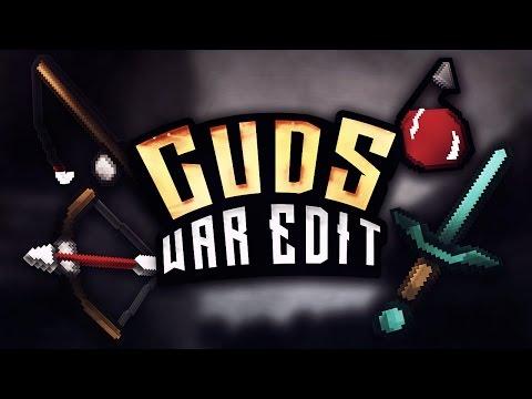 Cuds WAR Edit - Resource Pack Release