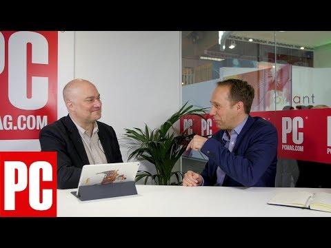 World Wide Web Foundation's CEO Adrian Lovett Talks the Future of the Internet