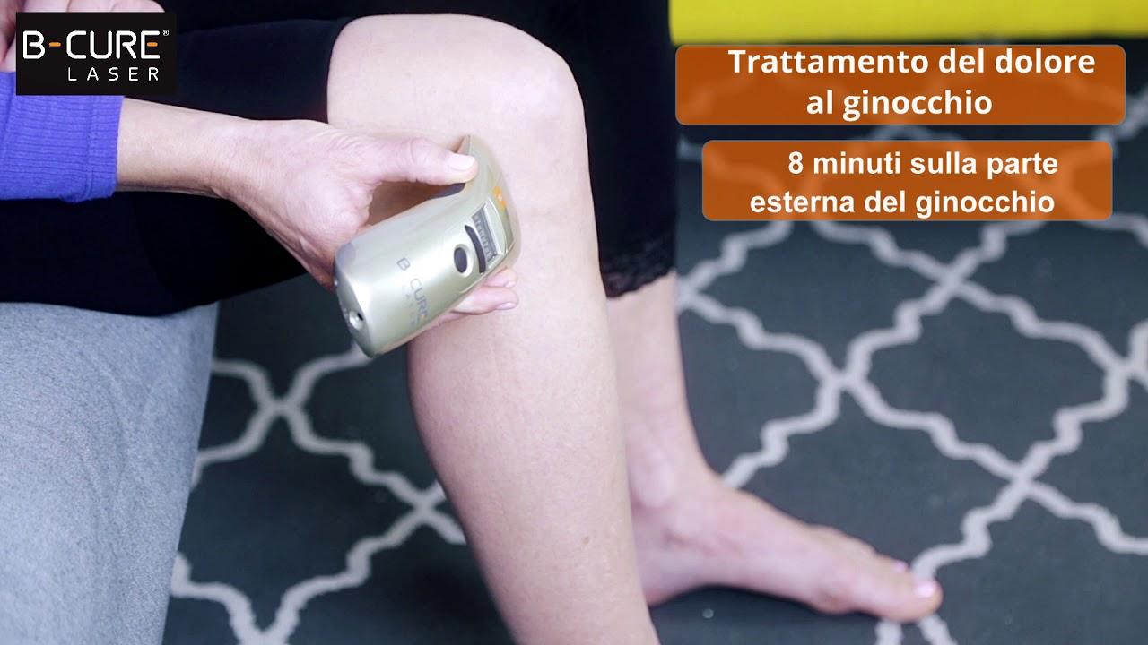 Terapia e rimedi casalinghi per ferita al ginocchio