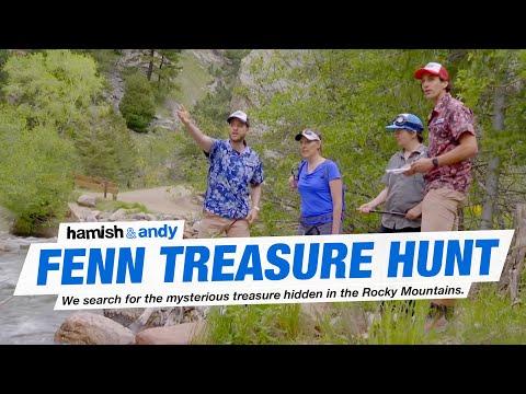 The Fenn Treasure Hunt | Hamish & Andy