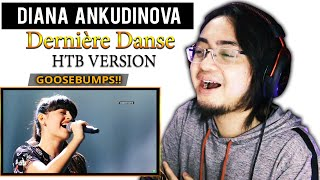 GUITARIST Reacts to DIANA ANKUDINOVA - Dernière danse — Диана Анкудинова | Reaction