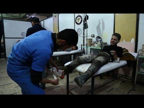 Syrie: le régime s