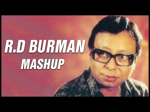 R.D Burman Birthday Special - Mashup by Sandeep Kulkarni - Being Indian Music