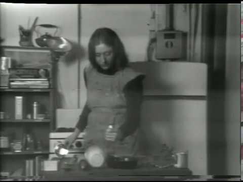 Martha Rosler - Semiotics of the Kitchen  1975
