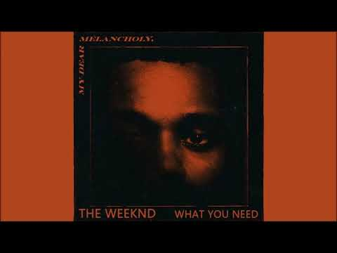 The Weeknd - What You Need