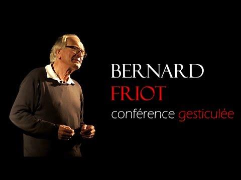 """Bernard Friot """"La conférence gesticulée"""""""