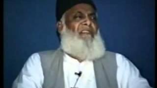 Error During Salah and Ignorance of Salah - Dr Israr Ahmed
