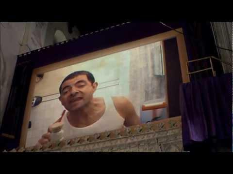 Johnny english bathroom scene best scene abba youtube for Bathroom scenes photos