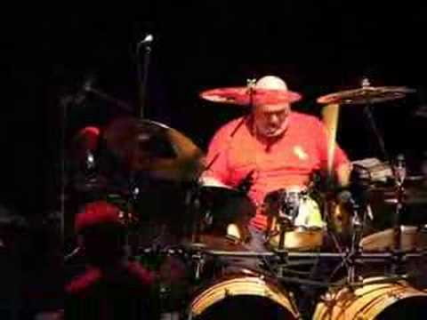 Jerry Mercer Drum Solo